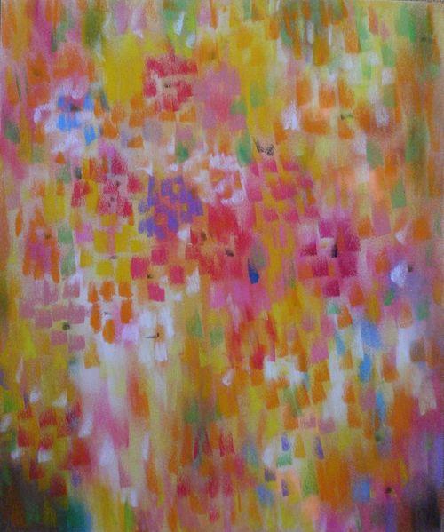 Fleurs- Pastel 038