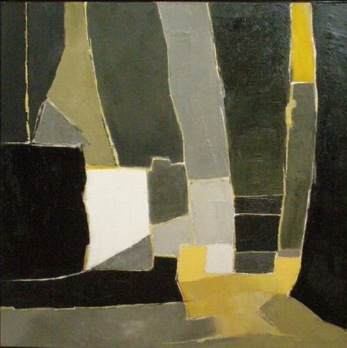 Elisabeth Chenu - Acrylique - 80 x 80