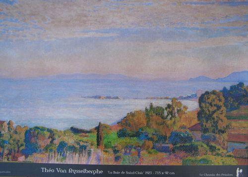 La baie de Saint-Clair-1923