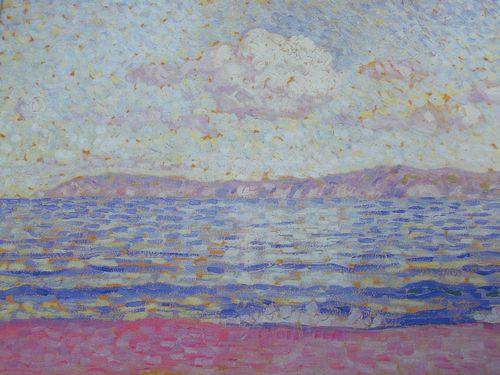 Ile du Levant-1924