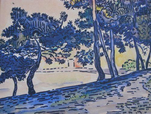 Le Lavandou-Paul Signac
