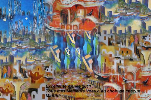 Voyage Amoureux 2011