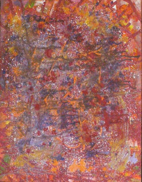 Rouge passion-90x70-Acry